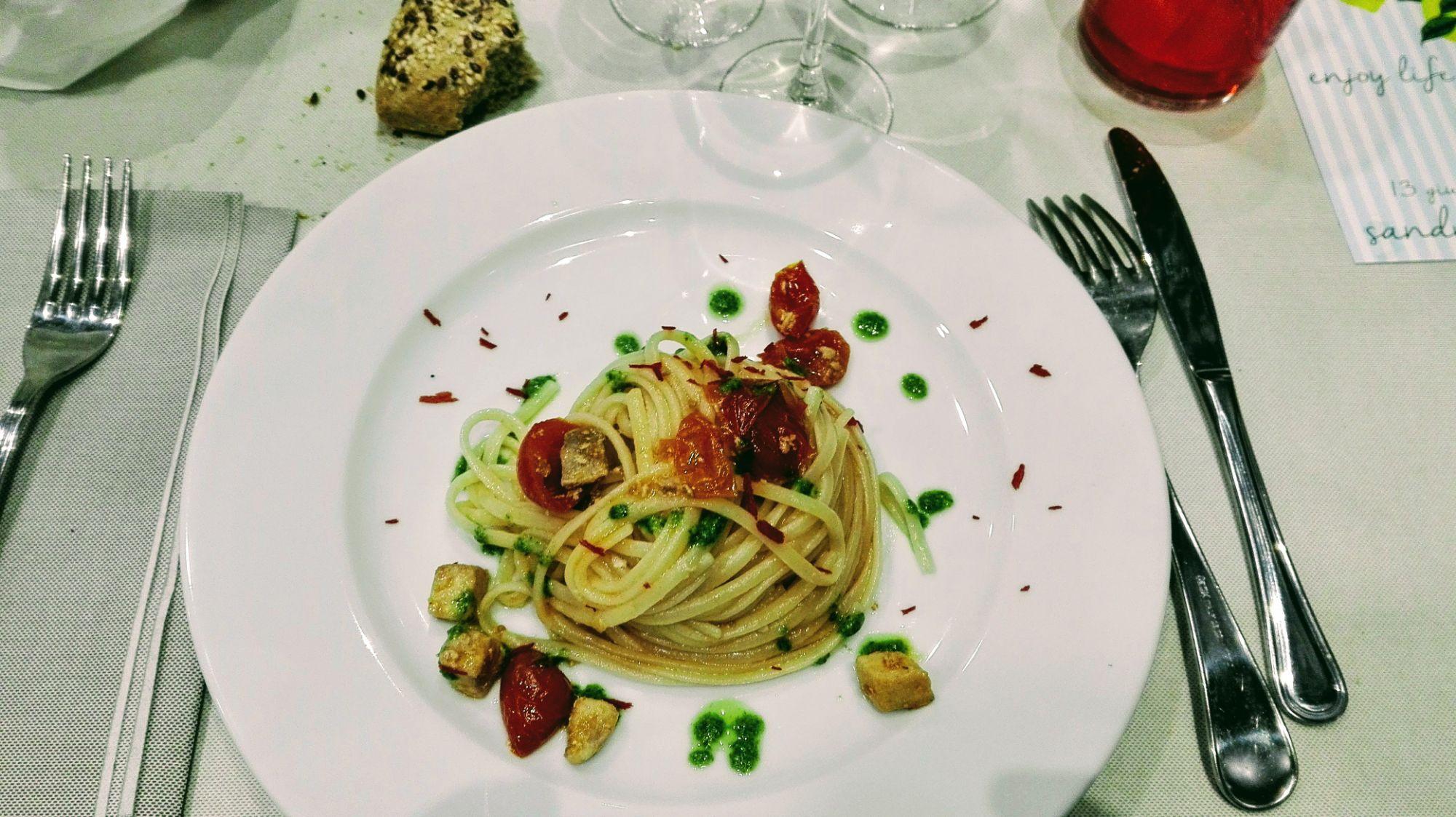Cena fine corso